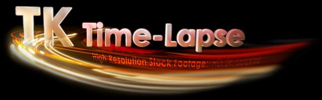 TK Time-Lapse: Royalty-Free High Definition (HD/2K) Stock Footage